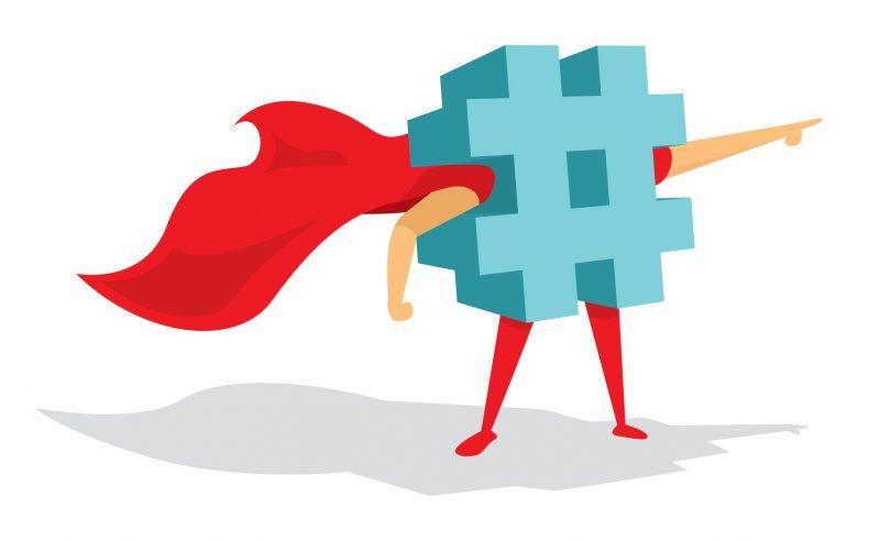 Hashtag TrainUp