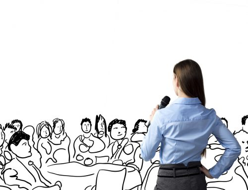 Six secret weapons for educational speakers and trainers
