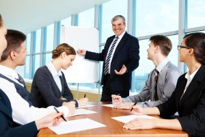 Professional Advantage: Building and Managing Upward Relationships