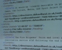XML - Web Services