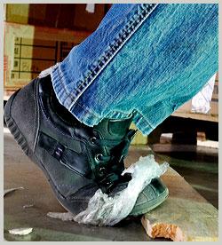 Slips, Trips, and Falls – Cal/OSHA