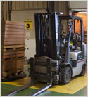 Forklift Operation 3: Load Handling