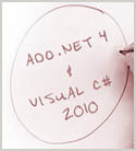 Viewing and Navigating Data with ADO.NET 4 DataSets Using C# 2010