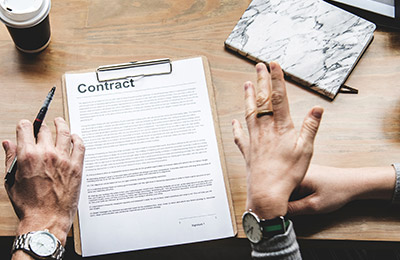 Construction Contracts from Start to Finish