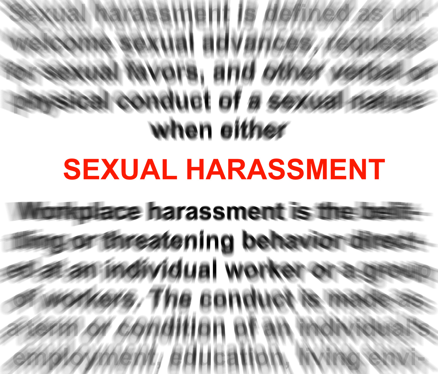 Sexual Harassment Training-  What You Should Know.