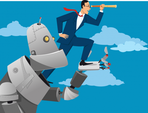 How to Survive an AI Driven Workforce.